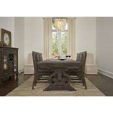 city furniture sonoma gray trestle dining room