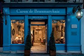 hotel caron de beaumarchais is an authentic 18th century gem in