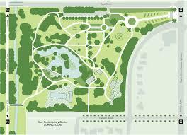 Royal Botanical Gardens Melbourne Map Plant Collections Bendigo Botanic Gardens