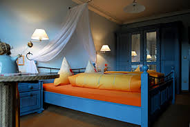 Blue And Yellow Bedroom by Home Design Blue And Yellow Living Room Pastel Color Regarding