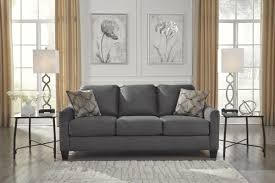 Baker Furniture Sofa 1130338 Ashley Torcello Sofa Graphite Baker Furniture U0026 Appliance