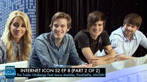 Challenge Smosh Icon S2 Ep8 The Trailer Challenge Part 2 Of 2 Feat