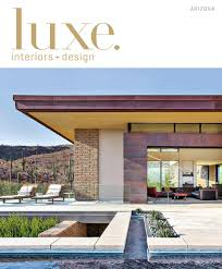 Luxe Home Interiors Wilmington Nc Luxe Magazine September 2015 Arizona By Sandow Media Llc Issuu