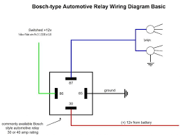 4 pin 12v relay wiring diagram wiring diagram and schematic design