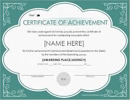 award certificate samples scholarship award certificate template word u0026 excel templates