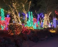 ethel m chocolate factory las vegas holiday lights m chocolates begins annual tradition of decorating its botanical garden