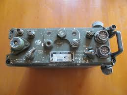 military radio of frech army receiver transmitter er 95 b prc 25