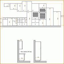 cuisine standard hauteur standard meuble cuisine designs attrayants haut