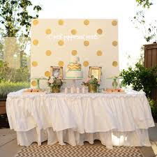 dessert table backdrop the idea of using a canvas as a backdrop color scheme is
