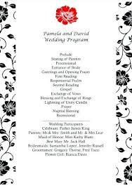 make wedding programs new program to make wedding invitations and easy to make wedding