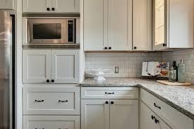 white shaker kitchen cabinets backsplash white shaker cabinets the trend in kitchen design