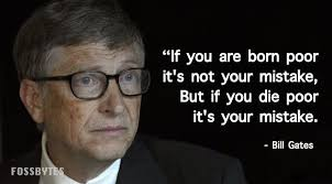 The Quot Be Like Bill - how to become a successful person like bill gates according to