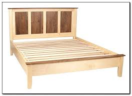 queen wood bed frame u2013 tappy co