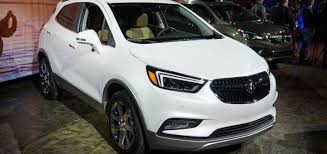 buick encore 2017 white 2017 buick encore changes and updates gm authority