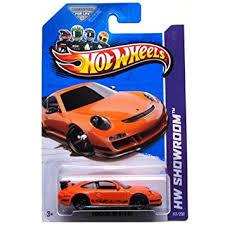 wheels porsche 911 gt3 amazon com wheels 2013 hw showroom porsche 911 gt3 rs