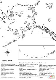 Alaska Map Outline by 9 Images Of Alaska Map Coloring Page Alaska State Map Coloring