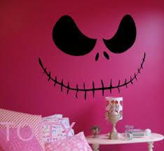 nightmare before christmas home decor nightmare before christmas wall stickers home design