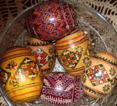 decorative eggs elaborately decorated eggs for easter in eastern europe