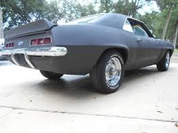 69 camaro flat black purchase used 1969 camaro 350 4 speed a c rs ss z28 flat black 69