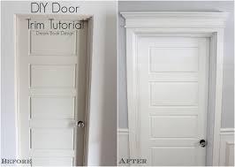 Interior Door Trim Styles by Front Doors Good Coloring Interior Front Door Trim Idea 24