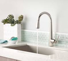 kohler brushed nickel kitchen faucet kitchen kohler brushed nickel kitchen faucet best kitchen gallery
