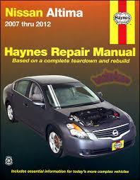 nissan altima manuals at books4cars com
