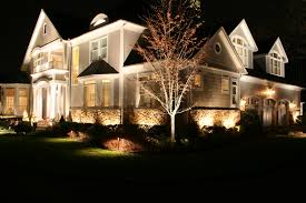 landscape lighting designer michael gotowala shows us a night time