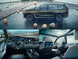 bmw concept x7 introduces a whole new take on luxury for the brand