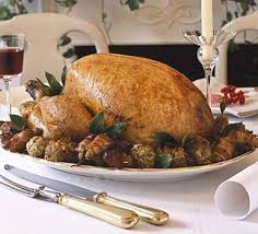 classic roast turkey recipe food