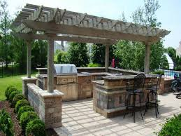 Outdoor Kitchen Faucets Kitchen Outdoor Kitchen Kits And 39 Outdoor Kitchen Kits Prefab