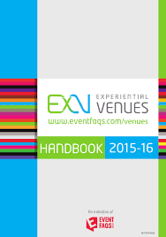 experiential venues handbook 2015 16 by eventfaqs media issuu