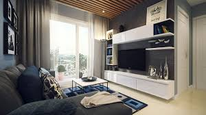 apartment awesome small apartment with open plan interiors