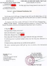 vietnam visa for united kingdom citizens uk passport holders