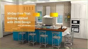 2020 design webinar 30 day free trial getting starting with 2020