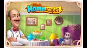 homescapes brings interior design to match 3 gameplay android