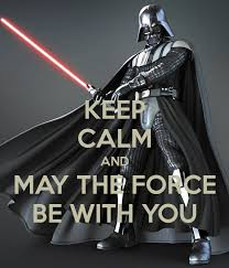 Darth Vader Meme Generator - may the force be with you know your meme