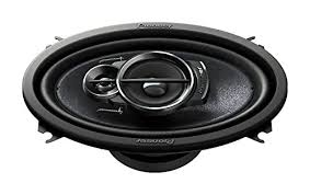 pioneer 4x6 pioneer ts a4676r 4 x 6 3 way speaker set of 1 4x6in speakers