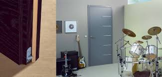 Sound Dening Interior Doors Soundproof Interior Doors Home Improvement Ideas
