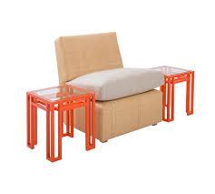 Martini Tables Large Slipper Chair U2013 Billy Baldwin Studio