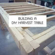 Woodworking Plans For Table And Chairs by Best 25 Harvest Tables Ideas On Pinterest Distressed Dining