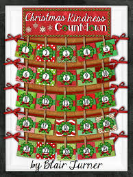 kindness countdown an advent calendar for your classroom