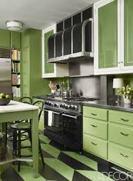 Ideas For Decorating Kitchen 10 Green Kitchen Design Ideas Paint Colors For Green Kitchens