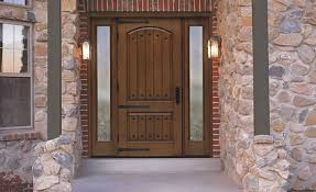 Brown Patio Doors Entry Doors Doors And Patio Doors Installed By Thermal