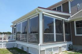 clear vinyl zip tex retractable screen system dagsboro de