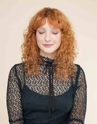 curly bangs 9 trendy hairstyle ideas and styling tips