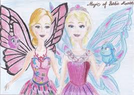 barbie mariposa fairy princess images barbie mariposa