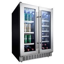 glass door coolers for sale built in undercounter beverage centers beveragefactory com