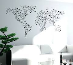 wall ideas world map wall art ikea old world wall art decor