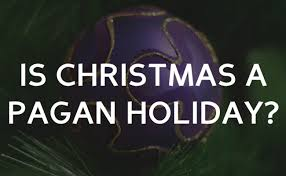 is in december a pagan carryover fr dwight longenecker