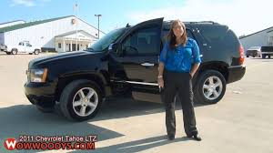 2011 chevrolet tahoe review walkaround used trucks and